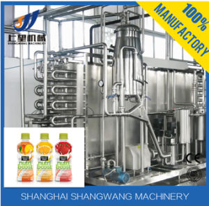 Automatic Juice Producing Plant pictures & photos