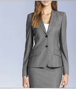 New Fashion Formal Office Slim Fit Lady Blazer