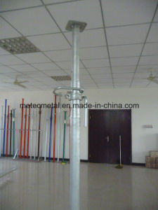Adjustable Steel Prop Shoring Props Building Steel Prop pictures & photos