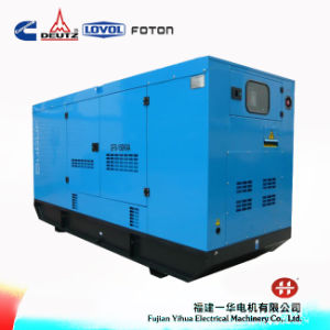 Foton Isuzu Soudproof Generators, Denyo Type pictures & photos