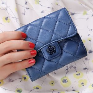 Woman Genuine Leather Wallet Designer Fashion Lady Coin Purse pictures & photos