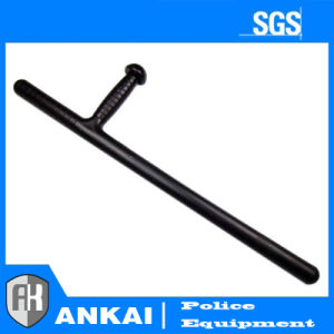 T Type Anti Riot Spontoon/Rubber Baton pictures & photos