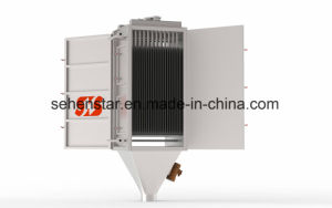 Mical Powder Cooling Plate Heat Exchanger Fluid Bed pictures & photos