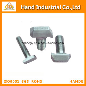 "Stainless Steel Top Quality Ss 316 1/2"" T Head Bolt pictures & photos"