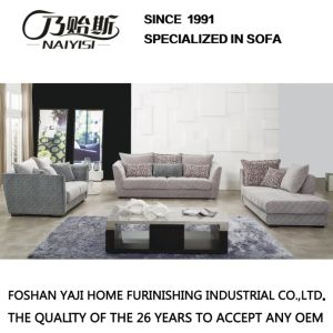 New Design Home Furniture Modern Fabric Sofa (FB1115) pictures & photos