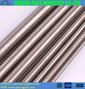 A2/A4 Stainless Steel Threaded Rod