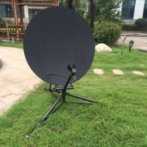 0.9m Full Carbon Fiber Rxtx Flyaway Satellite Dish Antenna pictures & photos
