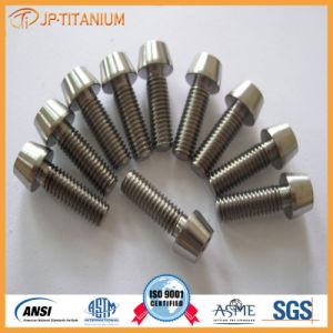 Gr5 Titanium Fasteners Machining Parts Screw Bolt pictures & photos