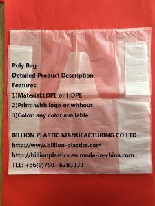 T-Shirt Bag Vest Bag Poly Bag Shopping Bag TF-17071302 pictures & photos