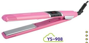 Best Selling Portable Ceramic Beauty Hair Straightener Factory Plug pictures & photos