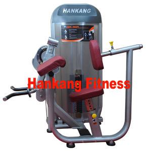 body-building machine, Leg Extension + Leg Curl (HN-2005) pictures & photos