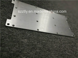 Brushed 6000 Series Aluminium Extrusion Machined Sheet pictures & photos