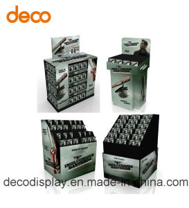 Pop Display Cardboard Display Shelf Corrugated Display Stand pictures & photos