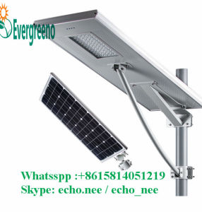 100W Popular Solar Street Light All in One pictures & photos