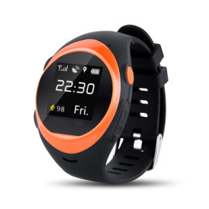 Fall Down Waring Smartwatch for Elder with GPS