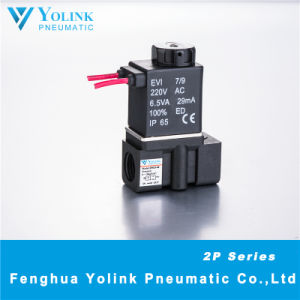 2P025-08 Series Direct Acting Solenoid Valve pictures & photos