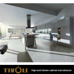 Fancy Kitchen Ides Designer High Gloss Kitchen Cabinets Tivo-0134h pictures & photos