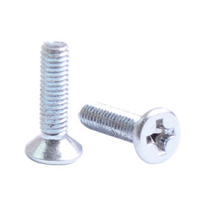 Hot Sale Hardware Stainless Steel Flat Head Machine Screw pictures & photos