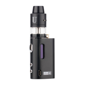 Wholesale Box Mod Kit Jomo Ultra 60 Philippine Vape Mod 60W Tc Box Mod with Rdta Tank pictures & photos