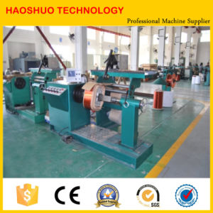 Wrz-500 Automatic Transformer Coil Winding Machine pictures & photos