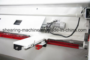 Jsd Hydraulic Guillotine Machine QC11y-12X4000 pictures & photos