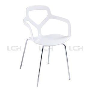 High Quality PP Leisure Modern Dining Plastic Chair pictures & photos