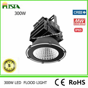 300W CREE Chip LED Flood Light for Square and Construction Lighting