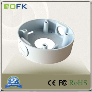 Mount CCTV Camera Parts Bracket Junction Box Base for IR Dome Ahd IP Camera