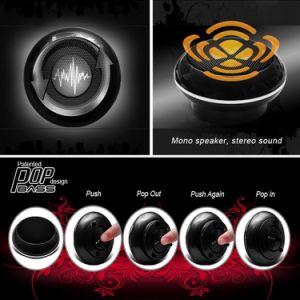 Itour-Pop 3.5mm Aux Portable Rechargeable Mini Speakers pictures & photos