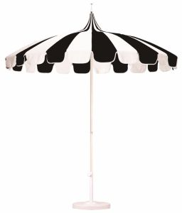 8.5FT. Pagoda Style Umbrella with Single Wind Vent pictures & photos