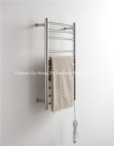 Bathroom Stainless Steel Heated Towel Warmer for Home or Hotel pictures & photos