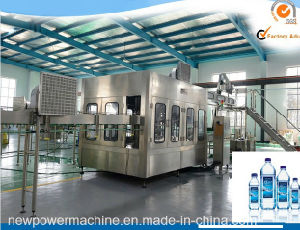 Automatic Bottled Water Filling Production Line pictures & photos