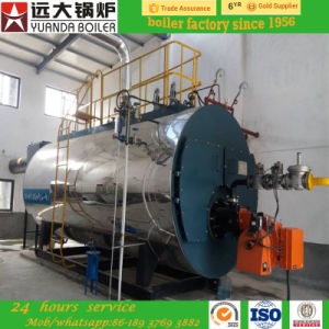 2016 Latest ISO Certificate Wns Gas/Oil Fired Steam Boiler pictures & photos