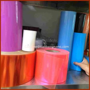 Rigid Transparent PVC Film for Toys Packings