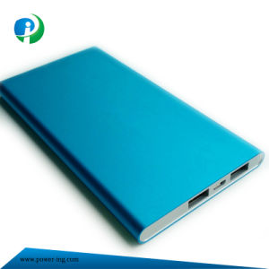 10000mAh High Capacity Aluminium Alloy Power Bank for Smart Phones pictures & photos