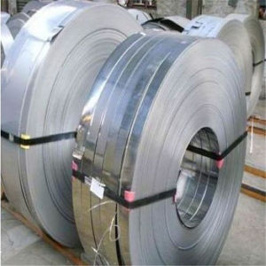 201 Dingxin J3 Material Induction Stainless Steel Strip Coils 0.6-0.9%Copper&Nickel pictures & photos