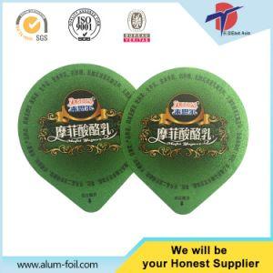 Yogurt Cup Foil Sealing Lids pictures & photos