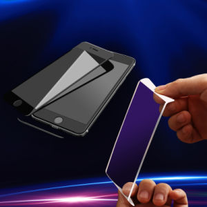 Mobile Phone Soft Edge Screen Protector Factory in China