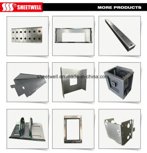 Customized Stainless Steel Metal Metalworking Service pictures & photos