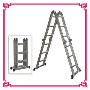 Ladder Bookshelf Price Aluminium Step Ladder pictures & photos