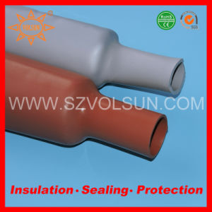 Thin Wall Silicone Rubber Heat Resistant Tube pictures & photos