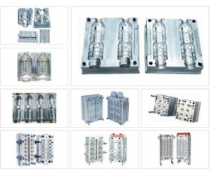 Yaova Automatic 300ml Pet Bottle Stretch Blow Molding Machine Manufacturer pictures & photos