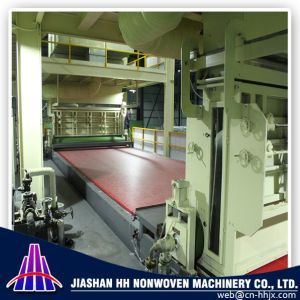China Fine 2.4m Double S/ Ss PP Spunbond Nonwoven Fabric Machine pictures & photos