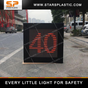 Speed Radar Detector with Crying Face for Road Safety pictures & photos