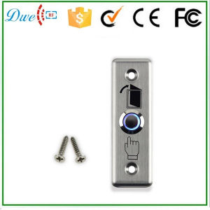 Access Steel Exit Button with Blue LED Light pictures & photos