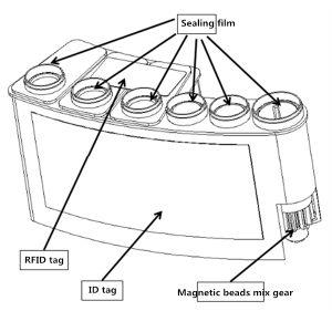Chemiluminesence Immonoassay Ck MB (Creatine Kinase Isoenzyme) Test Reagent pictures & photos