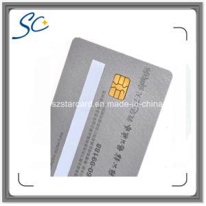 Blank PVC Inkjet Sle5528/5542 Contact IC Smart Card
