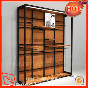 Wooden Clothes Wall Shelf Wall Display Units pictures & photos