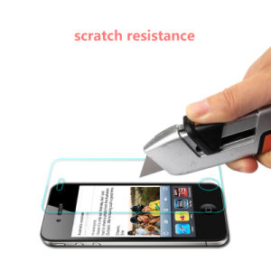 0.33mm Clear Mobile Phone Screen Protector for iPhone 4 pictures & photos