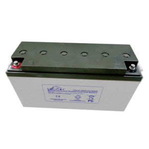 12V 150ah True Hybrid Gel Battery for Solar System pictures & photos